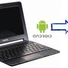 Toshiba AC100 frissítés CyanogenMod-ra