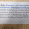 Samsung Galaxy Note 3 régió lockkal?
