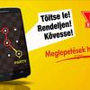 Hazai taxirendelő app