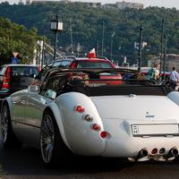 Wiesmann MF3 Roadster magyar rendszám!