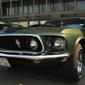 Ford Mustangok Budapesten