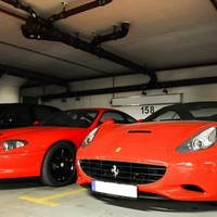 Ferrari combo Budapesten
