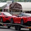 Ferrarik tréleren
