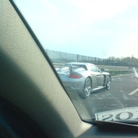 Olvasóink küldték: Porsche Carrera GT