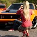 Mustang találkozó