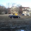 Sár parkoló