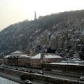 Gellért-hegy télen