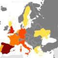 Ezek a Bajnokok Ligája legeredményesebb országai
