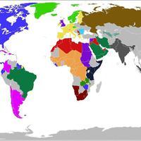 Elképesztő térképen mutatják be a világ pénzeit: ilyen kavalkádot még tuti, hogy nem láttál