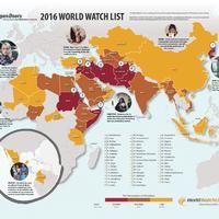 Ezeken a helyeken küzdhet a magyar kormány a keresztényüldözés ellen