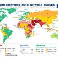 Pride után aktuális: itt büntetik börtönnel a homoszexualitást