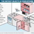Sokkoló: ezek a legmocskosabb dolgok a konyhádban