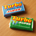 Turbo - nem a rágó