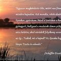 Hajnal - idézet