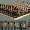 Erotikus sakktábla - férfiaknak