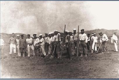 Tengerészek hadifogságban