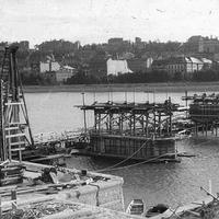 Néhány kép a budapesti Kossuth hídról