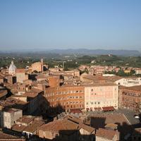 Egy lengyel Sienában: pizza és palio