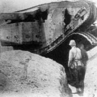 Gáza – ahol magyar tüzérek brit tankokkal találkoztak
