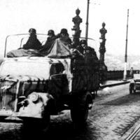 Vonalbiztosítás a hátországban - a német megszállás és a magyar katonák a fronton