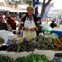 Ahol szúrós csorbókából, repcsényretekből és keserűfűből készül saláta - török termelői piacok