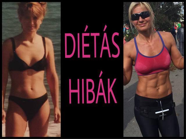 A leggyakoribb hibák a diéta során