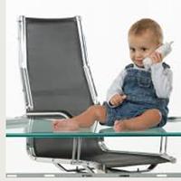 Egy dolgos babanap a munkahelyen