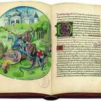 8. századi spanyol kéziratok