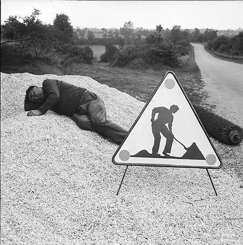 A munka  © René Maltête