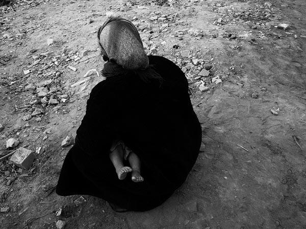 Cigány Madonna © Anzor Buharsky