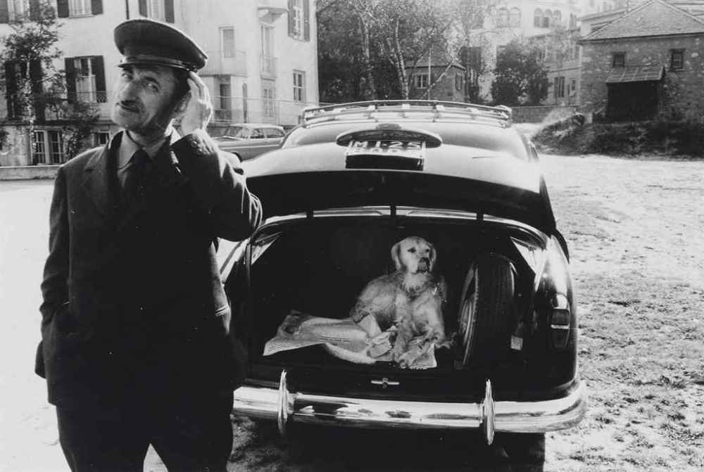 Robert Frank, Olaszország, 1962