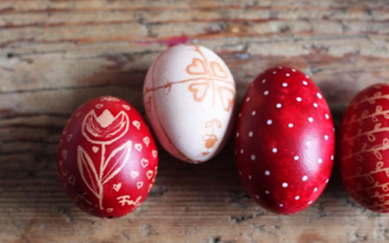 Míves tojások - egyszerűen házilag