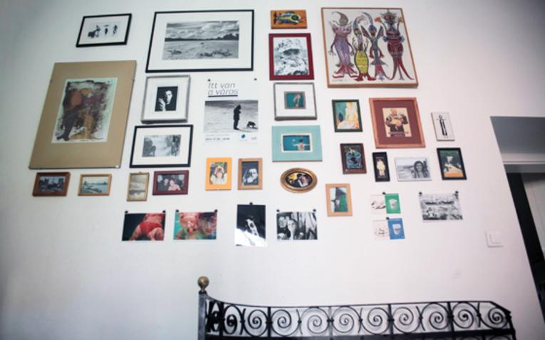 Házi galéria