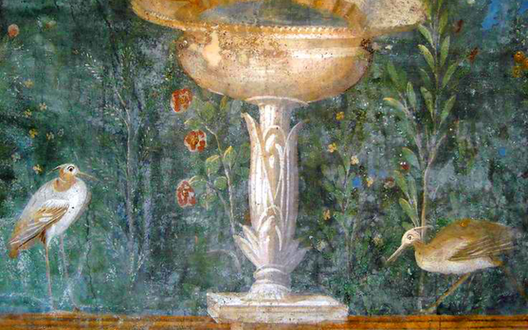 Villa di Livia - inspirációk faldekorálásra