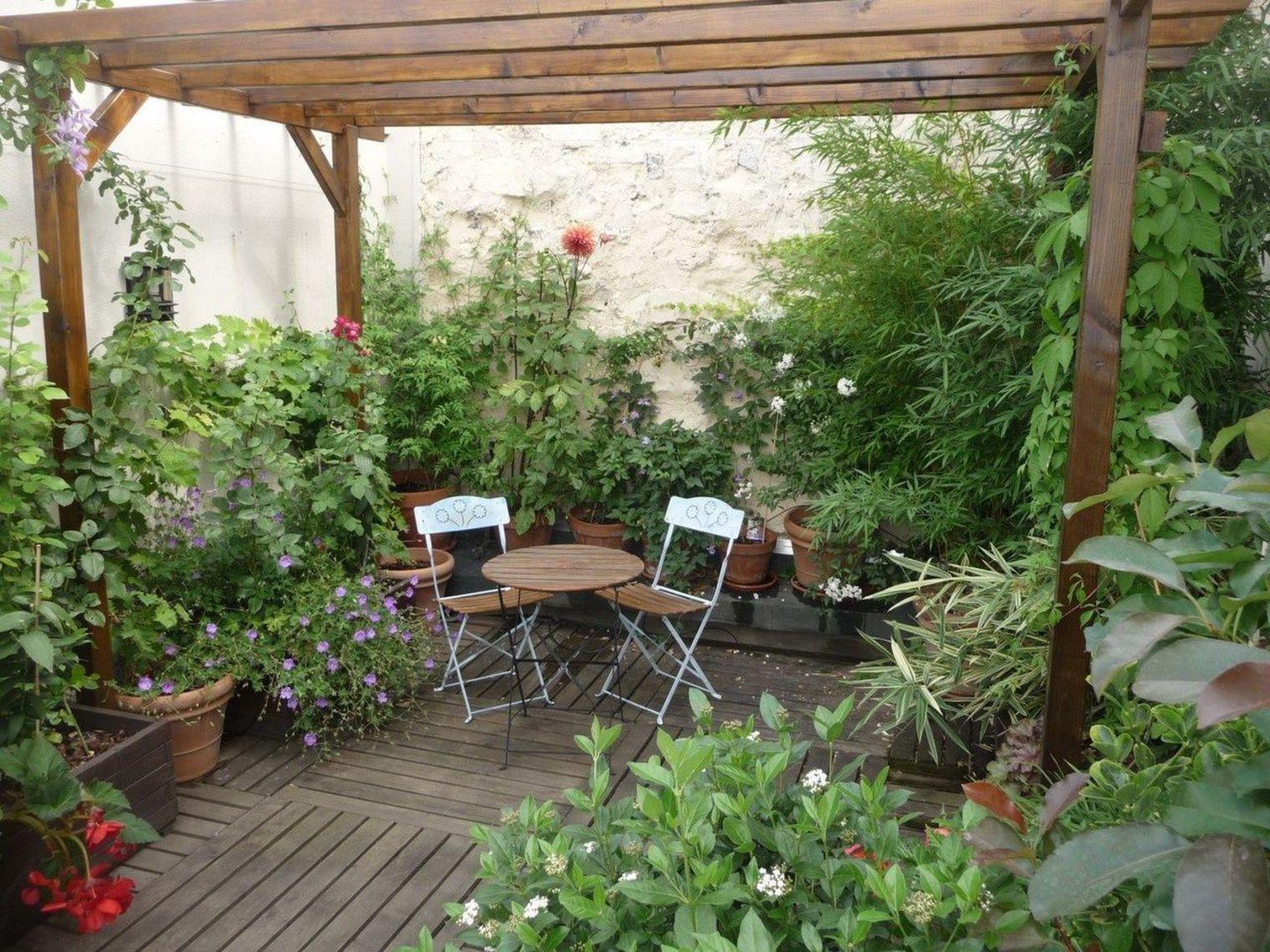 Balkonok talak t s el tt s ut n nem art decor - Terrasse jardin ville tours ...