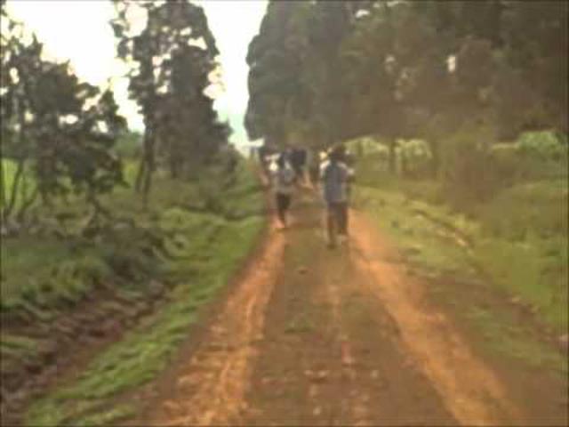 Egy csütörtök itthon és Kenyában