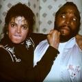 Michael Jackson értetlenkedik