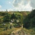 Camille Pissarro as an avant-garde painter