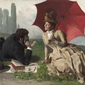 Courting in the countryside