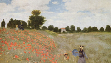 Claude Monet: Poppies