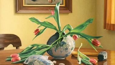 Törött vázák