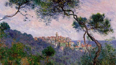Claude Monet: Bordighera, Italy