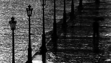 André Kertész - Place Gambetta, Paris, 1929