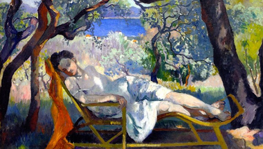 The Rocking Chair, Jeanne