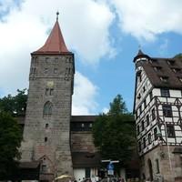 1 hétvége - 2 szép város (Nürnberg, Bamberg)