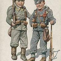 Bakanyelv - magyar katonai zsargon a Monarchia haderejében