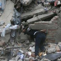 A mexikói földrengés következményei képekben (18+)