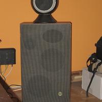 Orion HS400 hangváltó és kábelezés