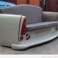 Trabant kanapé 1.