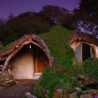 Igazi hobbit házak